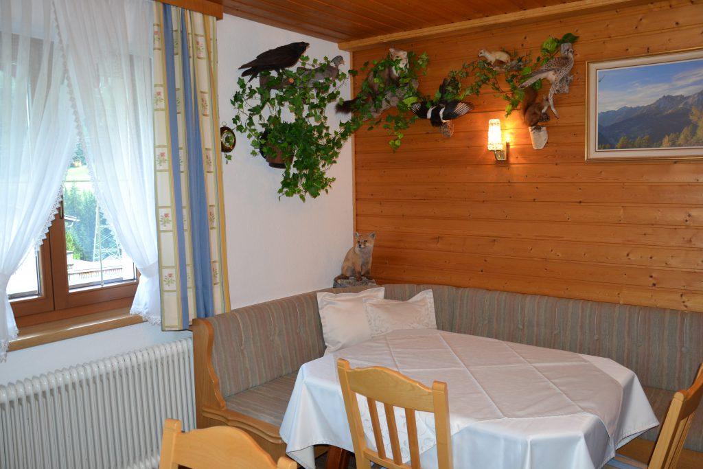 Frühstückszimmer - haus Tirol - Fam. Griesser